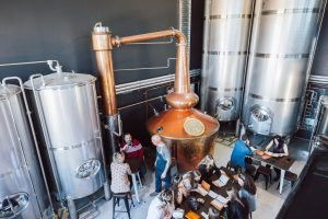 Brewery and distillery tours - 2020 Distillery